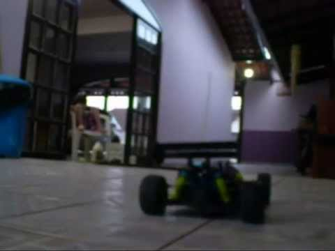 RC HSP Nitro Off Road Buggy