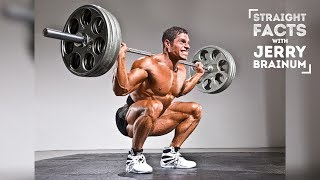 Do You Need To Do Squats To Get Big Legs? | Straight Facts