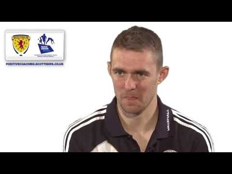Darren Fletcher - Why I Love Football - Positive Coaching Interview