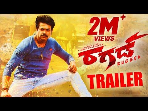 Rugged Trailer | New Kannada Trailer 2019 | Challenging Star Darshan |Vinod Prabhakar,Chaitara Reddy