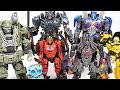 download Transformers 5: The Last Knight toys all set! - Bumblebee, Hound, Drift, Optimus - DuDuPopTOY