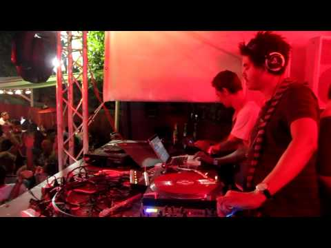 Seth Troxler playing the Subb-an remix of Noir&Haze 'Around' at DC10 Closing