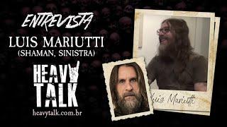 LUIS MARIUTTI | Angra, depressão, volta do Shaman e canal no YouTube | Heavy Talk