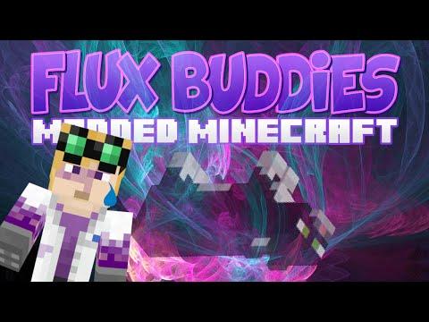 Minecraft Mods - Flux Buddies 2.0 #73 - KILLED BY MAGIC