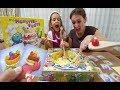 download MONSTER TORTE, Renkleri önce toplayan kazanır, eğlenceli çocuk videosu, toys unboxing