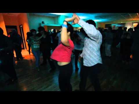 Salrica Salsa Social 03/05  - Dapo y Erica