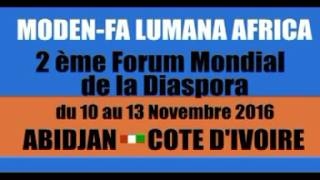 Forum Lumana Abidjan Diaspora