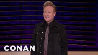 Conan: All Joe Biden Needs To Do Between Now & November Is Stop Talking - CONAN on TBS