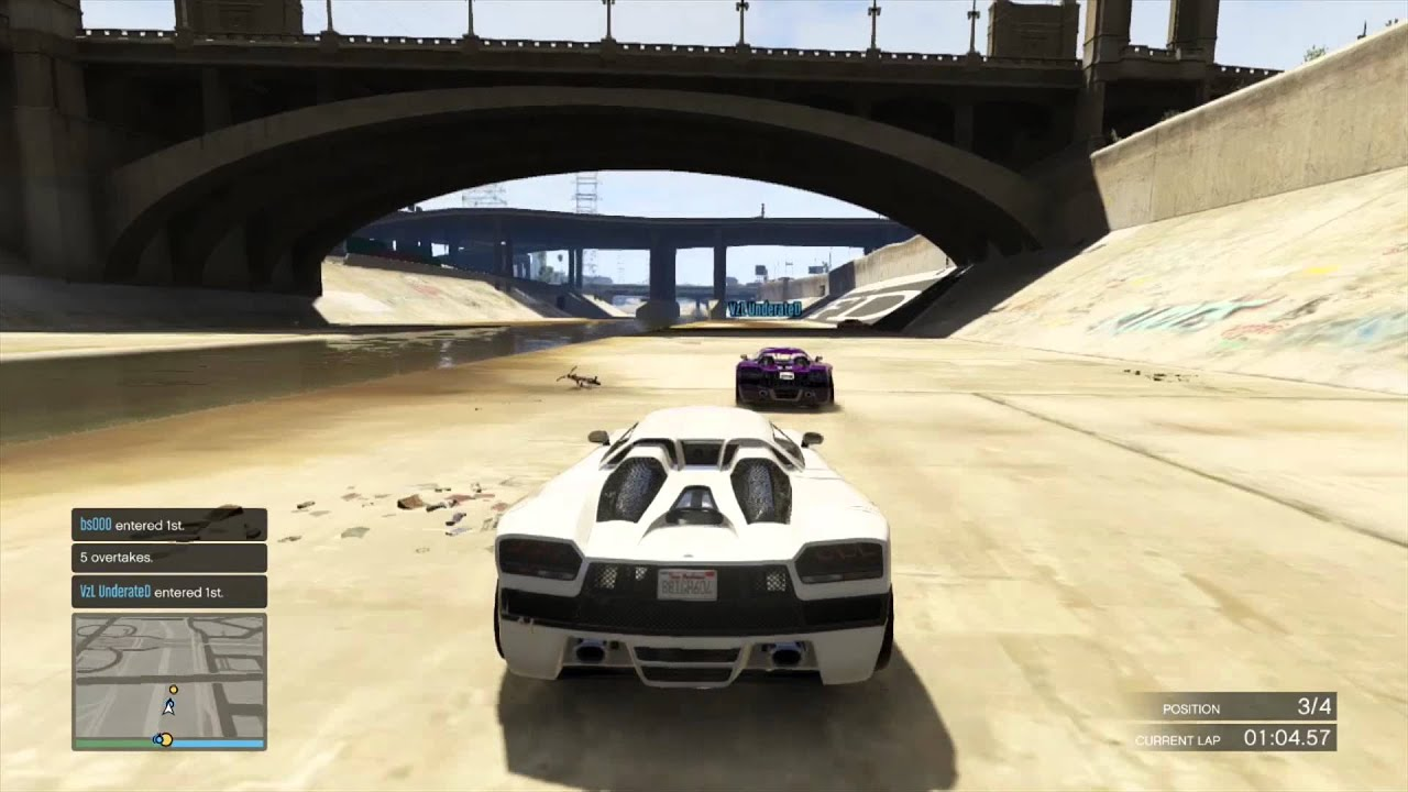 Best Car For Racing Gta  Online
