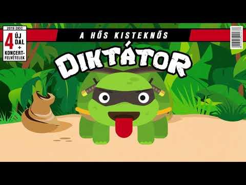 Diktátor - A hős kisteknős (Hivatalos szöveges videó)