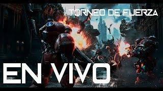 🔴 TORNEO DE FUERZA Starcraft Remastered!