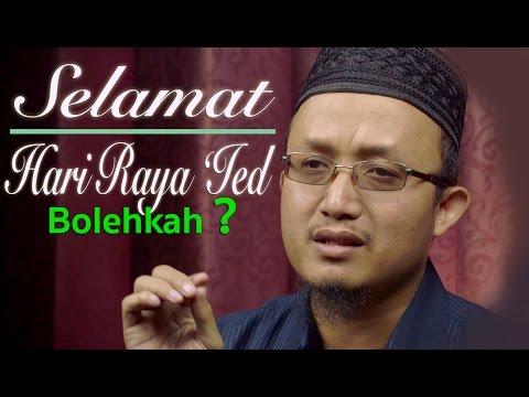 Kultum Ramadhan : Ucapan Selamat Hari Raya - Ustadz Aris Munandar