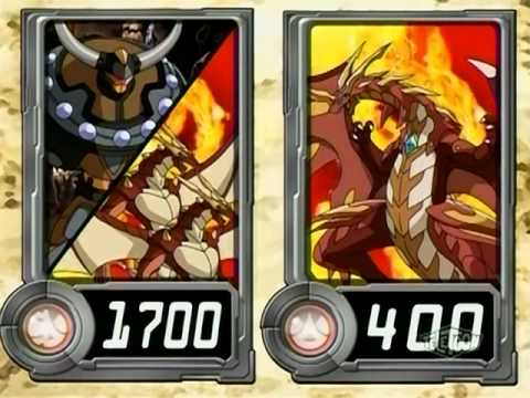 Bakugan: New Vestroia Episode 6 video