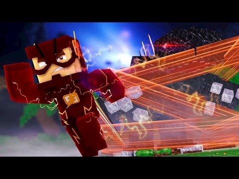 Minecraft: MOBZILLA vs FLASH – BREAKMEN Ep. 26 ‹ AMENIC ›