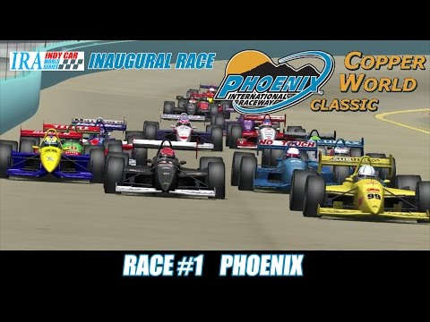 #IRAWorldSeries Race #1: Copper World Classic from Phoenix I