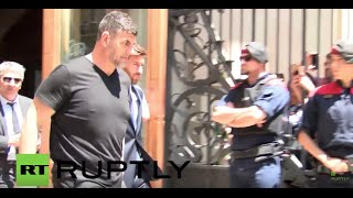 Spain: Messi leaves High Court after hearing on tax evasion charge