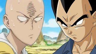Saitama vs Vegeta full fight (HD)