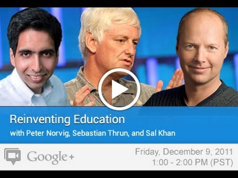 Reinventing Education with Khan Academy and AI Class