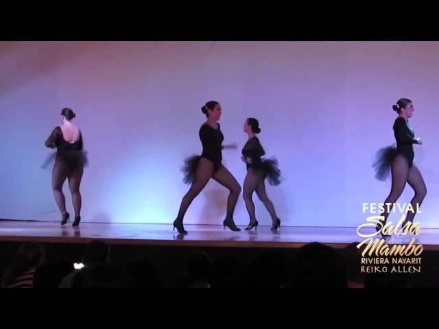 Solseras Pro - Milwaukee | Riviera Nayarit Salsa & Mambo Festival 2013