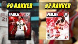 Top 10 2k games