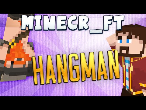 Minecraft Mini-games - Hangman Round 2 - Down With The Kids video
