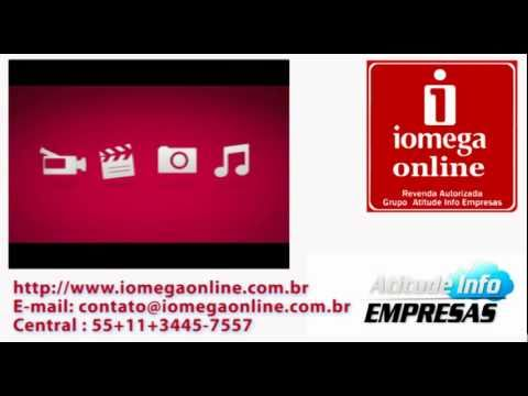 IomegaOnline Conheça o ScreenPlay DX HD Media Player da Iomega