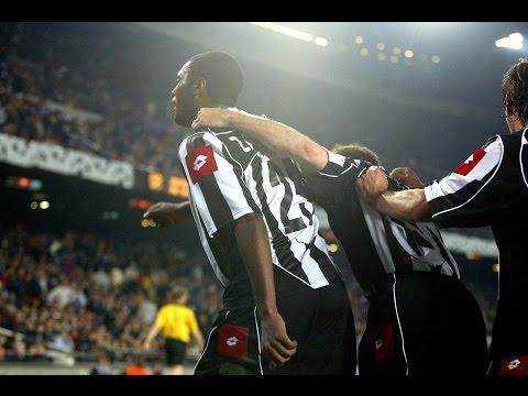 Juventus-Barcelona 2003