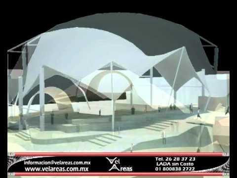 Velarias Lonarias Tensoestructuras Tension Structures