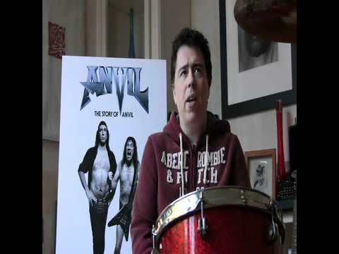 Anvil! the Story of Anvil - Exclusive: Director Sacha Gervasi Interview