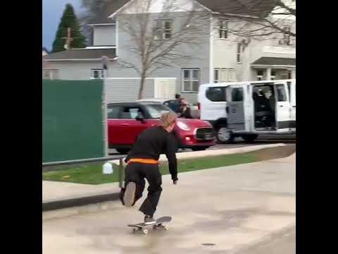 2019 skatepark compilation of @jipkoorevaar 🔥 | Shralpin Skateboarding