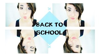 BACK TO SCHOOL MAKEUP! ♥ - Chic and cakes