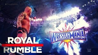 WWE Royal Rumble 2017 ALL Chants y BEST Moments
