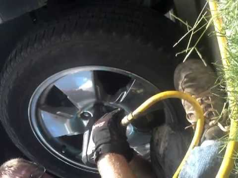 How to Install and replace a Upper Ball Joint / Upper Control Arm on a 2007 Chev