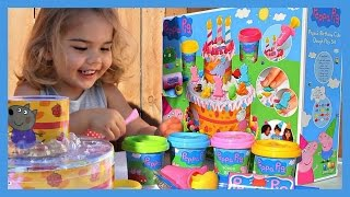 Peppa Pig PLAY DOH PLAYSET