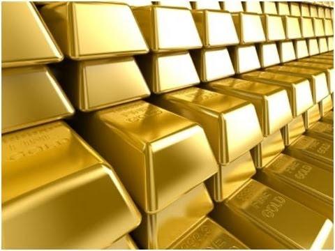 اعلى احتياطيات الذهب في العالم