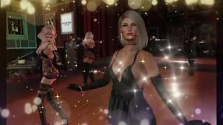 Ulrika Tomsen at* Inanna Club Burlesque* - Second Life