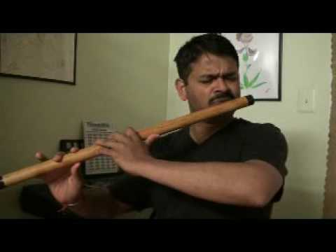 Nainon Mein Badra Chhaye - Flute Instrumental