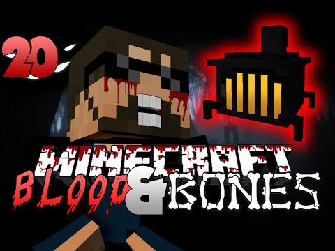 Minecraft FTB Blood and Bones 20 - WITCHERY AND EGGS(Minecraft Mod Survival FTB)