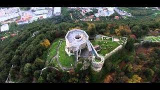 Dji phantom3: fortezza Montignoso in 4K