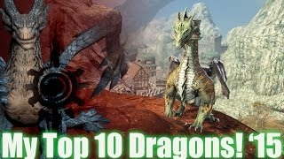 My Personal Top Ten Dragons 2015 - Dragon