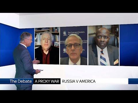 Sky Debate: US v Russia in Syria