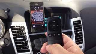 How to use the Satechi iOS iPhone Bluetooth remote as a Siri button in your car