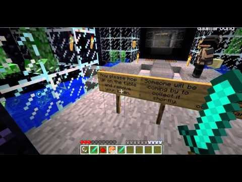 Minecraft : Escapecraft 2 Part 4