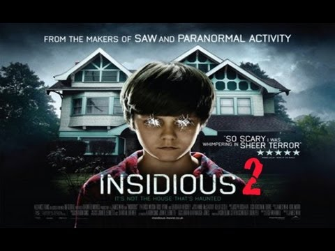 Insidious Chapter 2 (trailer Spoof) video