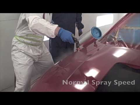DIY How To Paint A Car Yourself Using Primer Sealer. Base Coat. Tri Coat. Clearcoat