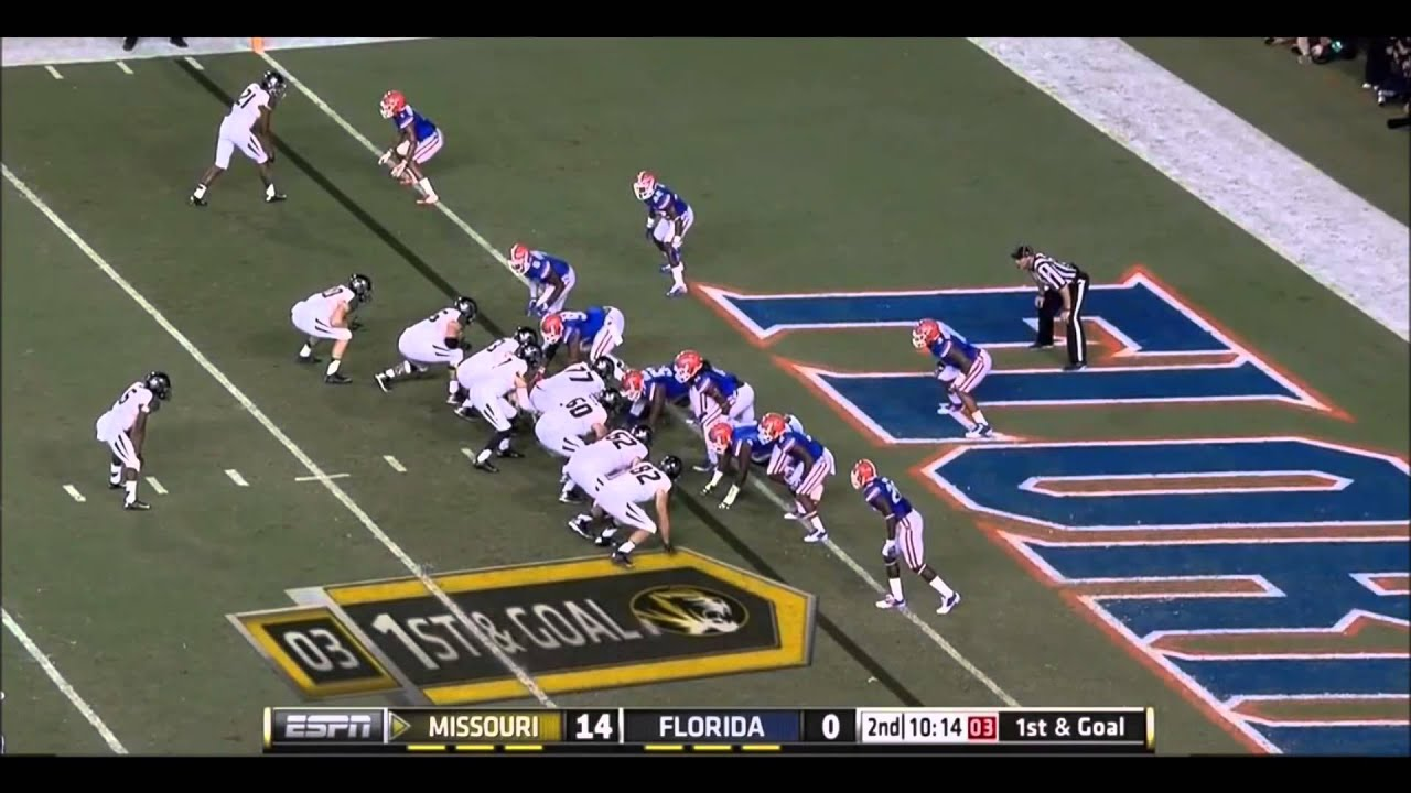Antonio Morrison vs Missouri (2014)