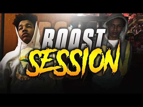 """HILARIOUS RAGE/FUNNY MOMENTS • NBA 2K17 MyPark """"You Smell Like Solluminati Dreads"""" • ROAST SESSION!!"""