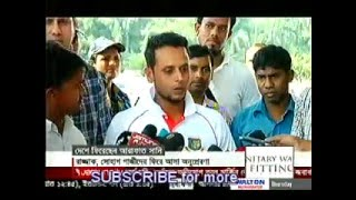 BANGLA CRICKET NEWS,Arafat Sunny returned home and talking about his bowling