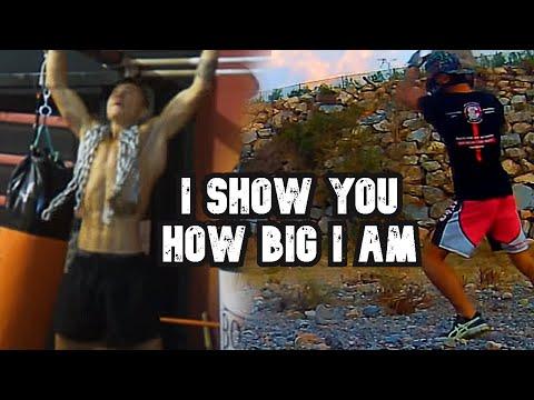 El mejor video de motivacion / Rutina diaria de Kick Boxing ( 16 años ) K1