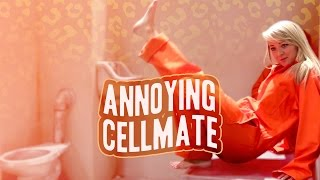 Annoying Cellmate | Meghan McCarthy